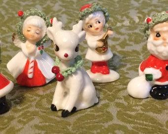 5 piece napco miniature set