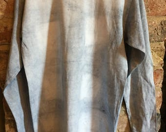 Naturally Dyed long Sleeved T-shirt