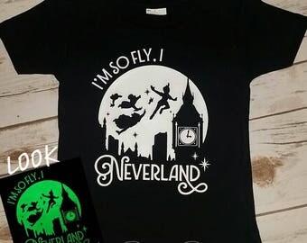 I'm so fly, I Neverland (glow in the dark)