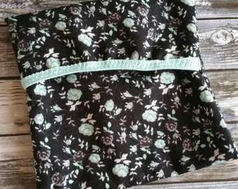 Mini wet bag, pad wrapper