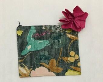 Japanese Nani Iro print handmade purses