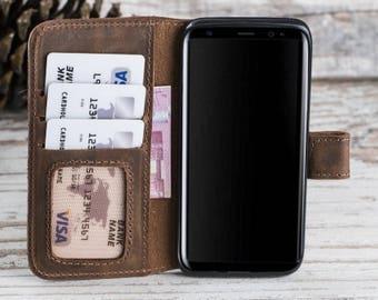 Galaxy S8 Case, Samsung S8 Case, S8 Case, S8 Plus Case, Samsung Galaxy S8 Leather Case, Samsung Galaxy S8 Leather Wallet, Samsung Galaxy S8