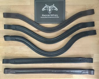 Custom Blank Browbands for N.W