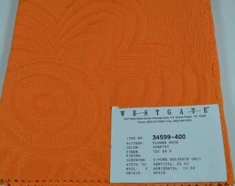 fabric sample, designer fabric, remnant fabric, pillow fabric, woven fabric, carpetbag, decorator fabric