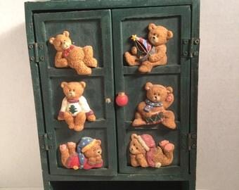 Teddybear Shelf