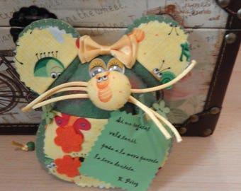 TOOTH FAIRY, tooth fairy pillow, tooth fairy mouse, kids, children, gift, girls