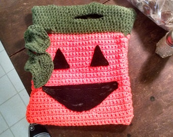 Happy Jack  Trick or Treat Bag