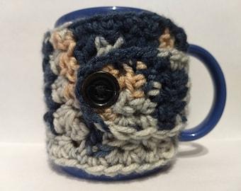 Mug Cozies, Custom made mug cozies, great mother's day gifts,  Coffee Cozies, Cup Cozies, Cute Mug accessories, cute teacher gifts.