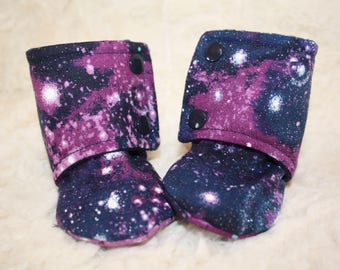 DISCOUNTED Stay On Booties, 3-6 Month Size