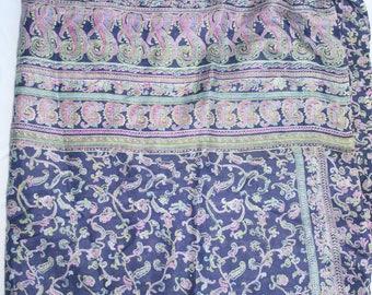 Vintage Silk Saree