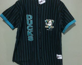Vintage Mighty Ducks Jersey by Ravens