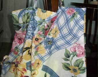 Resealable shopping bag