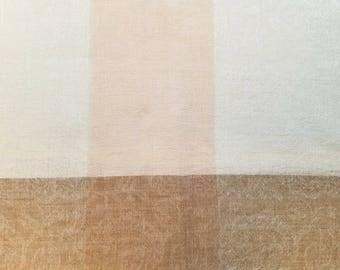 Pashmina cream color taupe, wool shawl, wool scarf, India gifts for her, wedding shawl, wedding guest shawl, bridal shawl, bridesmaid shawl