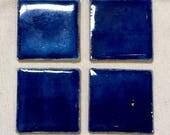 """Dark Blue 2""""x2""""..."""