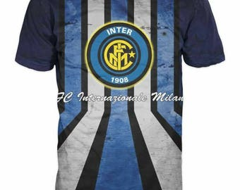 New ultramodern 3D  High Quality  Print Fans  short Sleeve t-shirt Inter