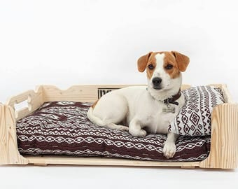 pet bed designer dog beds dog bed wood wooden dog bed modern