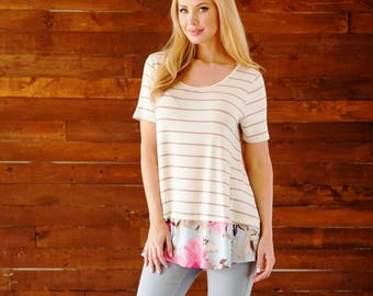 Stripe T-Top
