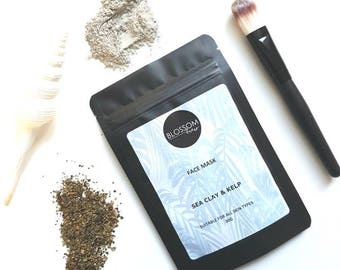 Sea Clay & Kelp Face Mask - 30g