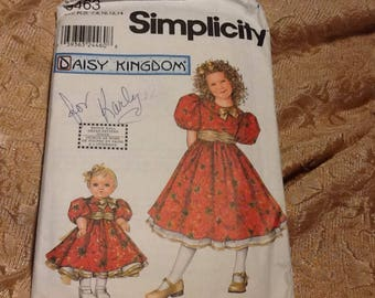 Simplicity Pattern Paper
