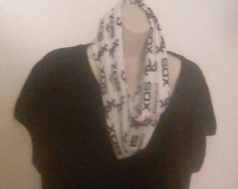 Chicago White Sox Infinity Style Scarf