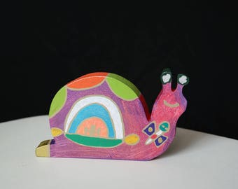 Animal prototype series snail 2