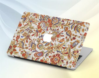 Flowers MacBook 15 Pro case Floral cover MacBook Air 13 Laptop cover MacBook 13 Air Pattern case MacBook 15 Hard case MacBook Clear case