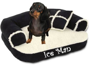 Personalized Pet Bed (for cats or small dogs)