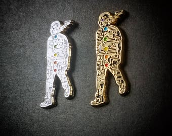 Mischief of a Sleepwalker Lapel Pin Set
