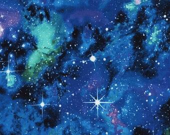 JERSEY Galaxy print