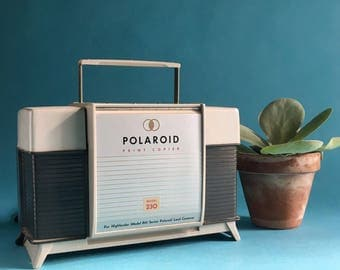 1950s Polaroid Daylab Print Copier Machine, Mid Century Photography