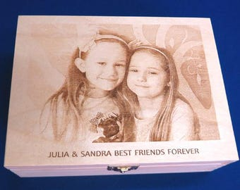 Best friend gift, Friend gift ideas, Anniversary gift, Personalised gift