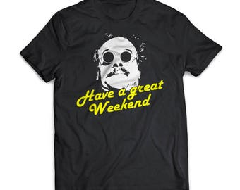 Great Weekend   Weekends At Bernie'S   Gift   Shirt   T-Shirt   Weekends At Bernie'S Shirt