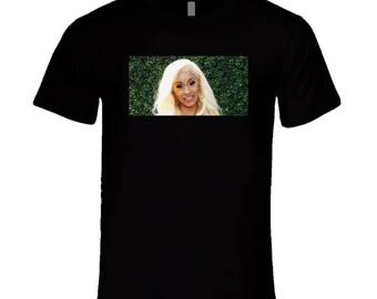 Cardi B Short Sleeve T Shirt