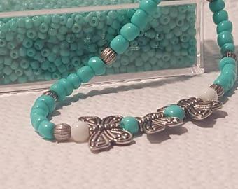 Aqua Beach bracelet