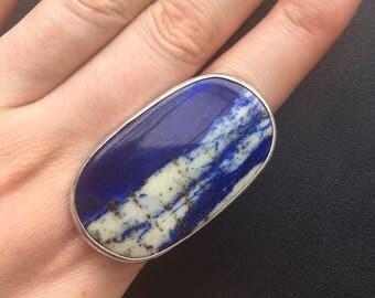 Dollybird Original Lapis Ring
