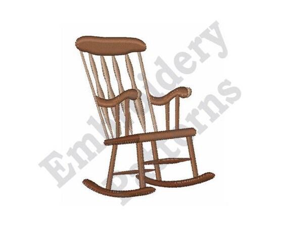 rocking chair machine