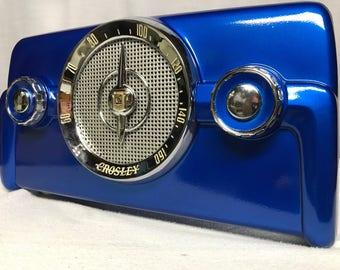 1953 Crosley 10-135 Vintage Dashboard Tube Radio