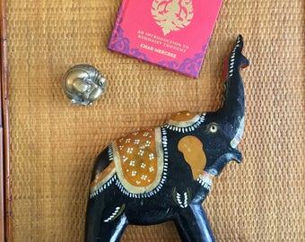 Handpainted Indian Elephant
