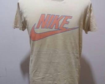 Rare vintage 70s nike swosh shirt