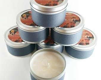 Funk Off Odor Eliminator - Soy Candle