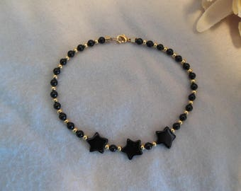 Stars Ankle Bracelet