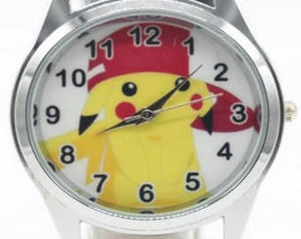 Pokemon Pikachu Watch