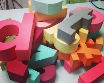 ABC cut SILHOUETTE