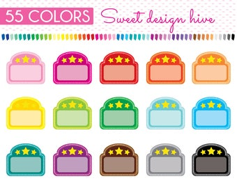 Marquee Clipart, Movie Theater Marquee Clipart, Movie Sign, movie time, cinema, marquee sign, film, Planner Stickers, Commercial Use, PL0070