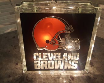 Cleveland Browns Light Box