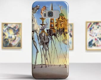 "Salvador Dali, ""The Temptation of St.Anthony"". Samsung Galaxy Note 8 Case Google Pixel XL Case LG G6 case Galaxy A3 2017 Case and more."
