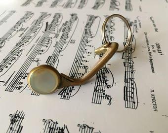 Vintage Saxophone KEY-keychan (A4)