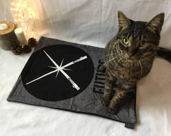 Kitty Cat Mat - Jedi