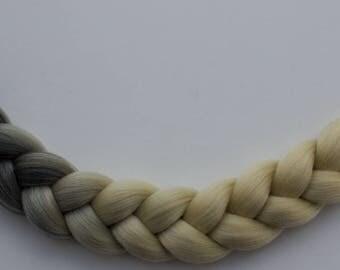 2 tone Syntehtic Ombre Jumbo Braiding Hair