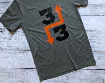 3 Up 3 Down Shirt / Baseball Shirt / Baseball Mom T-Shirt / Graphic Tee / Graphic T-Shirt / Baseball Dad T-Shirt / Unisex / Baseball